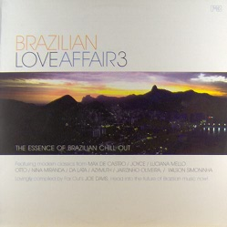 2LP - Various Artists Brazilian Love Affair: Vol. 3