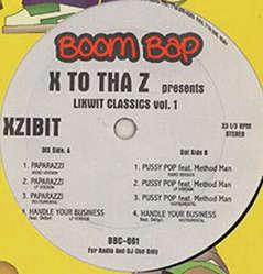 12inch - Xzibit Likwit Classics Vol. 1