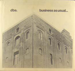 10inch - Dba. Business As Usual