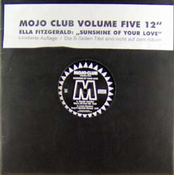 12inch - Various Artists Mojo Club Volume Five - Sunshine Of Your Love