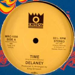 12inch - Delaney Time / My Love