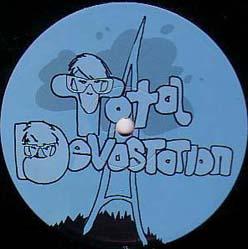 12inch - Tenor, Jimi Total Devastation 0