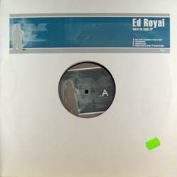 12inch - Ed Royal Born To Funk EP