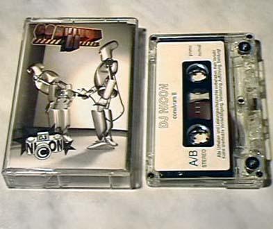 Cassette - DJ Nicon Convivum II
