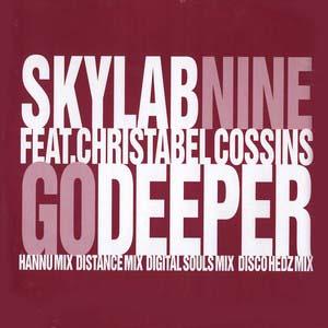 12inch - Skylab Nine Go Deeper