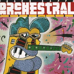 LP - Zappa, Frank Orchestral Favorites