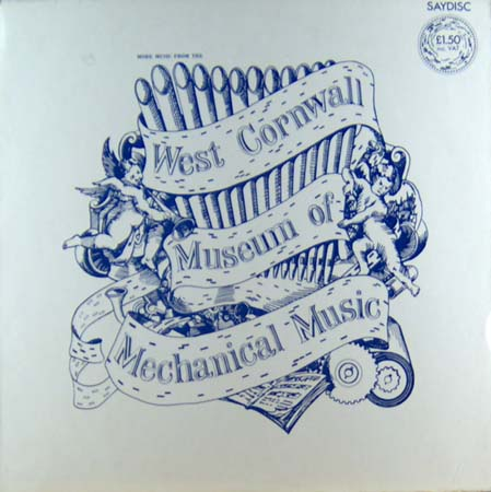 LP - Various Artists More Music From The West Cornwall Museum Of Mechanical Music Vol. 2