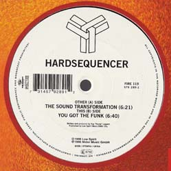 12inch - Hardsequencer The Sound Transformation