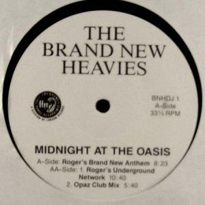 12inch - Brand New Heavies Midnight At The Oasis