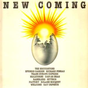 LP - Various Artists New Coming