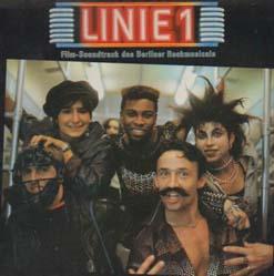 LP - Soundtrack Linie 1