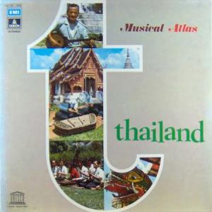 LP - Various Artists Musical Atlas Thailand