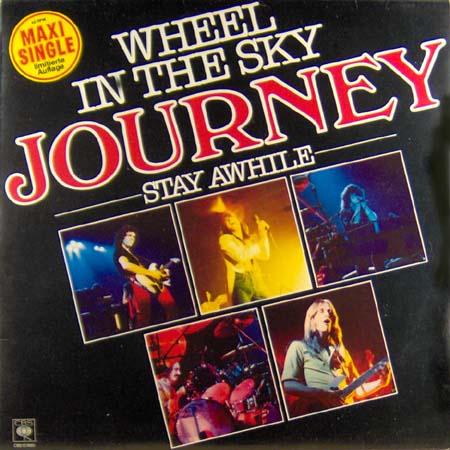 12inch - Journey Wheel In The Sky