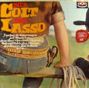 LP - Various Artists Mit Colt Und Lasso
