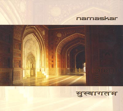 CD - Various Artists Namaskar