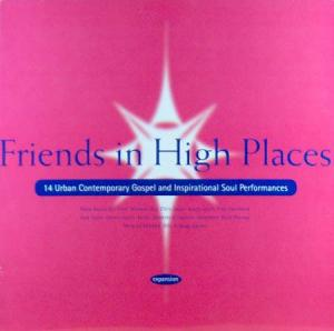 2LP - Various Artists Friends In High Places