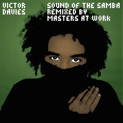 2x12inch - Davies, Victor Sound Of The Samba - Remixed By Masters At Work