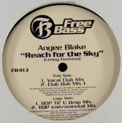 12inch - Blake, Angee Reach For The Sky