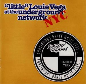 CD - Little Louie Vega At The Underground Network / NYC