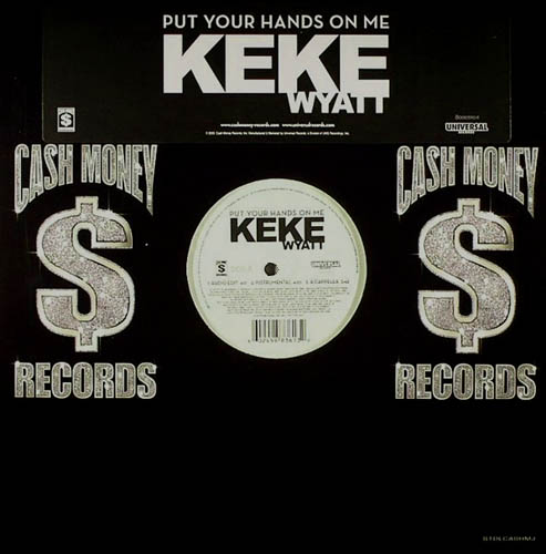 12inch - Keke Wyatt Put Your Hands On Me