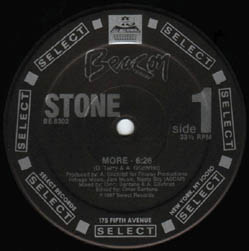 12inch - Stone More
