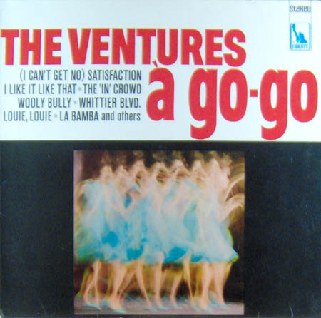 LP - Ventures, The A Go-Go
