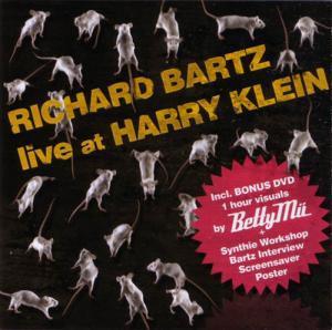 DVD - Bartz, Richard Live At Harry Klein Hybrid - DVDplus