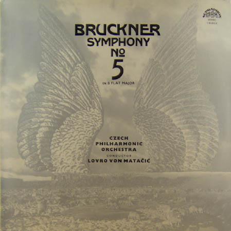 2LP - Bruckner, Anton Symphony No 5 In B Flat Major