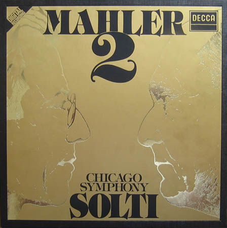 2LP - Mahler, Gustav Symphony No. 2