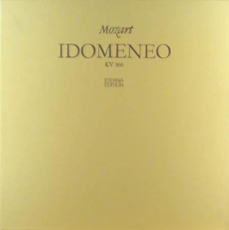 8LP - Mozart, Wolfgang Amadeus Idomeneo KV 366