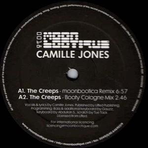12inch - Jones, Camille The Creeps