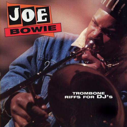 LP - Bowie, Joe Trombone Riffs For Dj