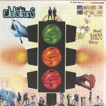 2LP - Elektrons Red Light, Don't Stop