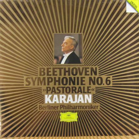 LP - Beethoven, Ludwig Van Symphonie No.6 Pastorale