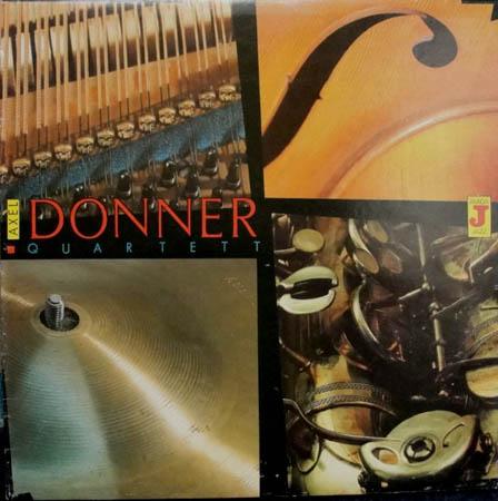 LP - Axel Donner Quartett Axel Donner Quartett