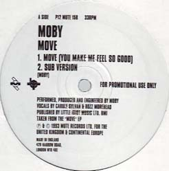 12inch - Moby Move