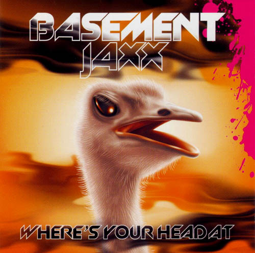 DVD - Basement Jaxx Where's Your Head At