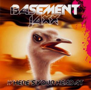 DVD - Basement Jaxx Where's Your Head At
