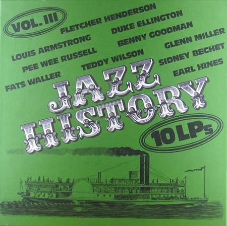 10LP - Various Artists Jazz History Vol. III