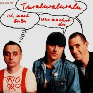 7inch - Trio Turaluraluralu - Ich Mach BuBu Was Machst Du