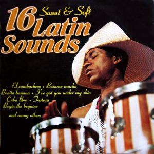 LP - Orchestre Mario Robbiani 16 Sweet And Soft Latin Sounds