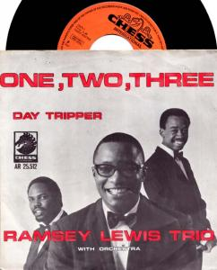 7inch - Lewis, Ramsey Trio One, Two, Three / Day Tripper