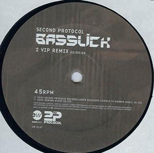 12inch - Second Protocol Basslick
