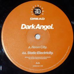 12inch - Dark Angel Neon City / Static Electricity