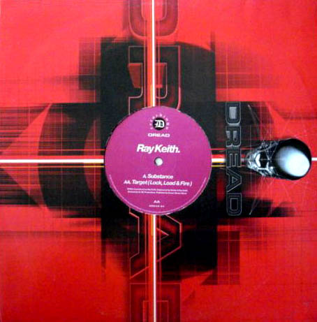 12inch - Ray Keith Substance / Target