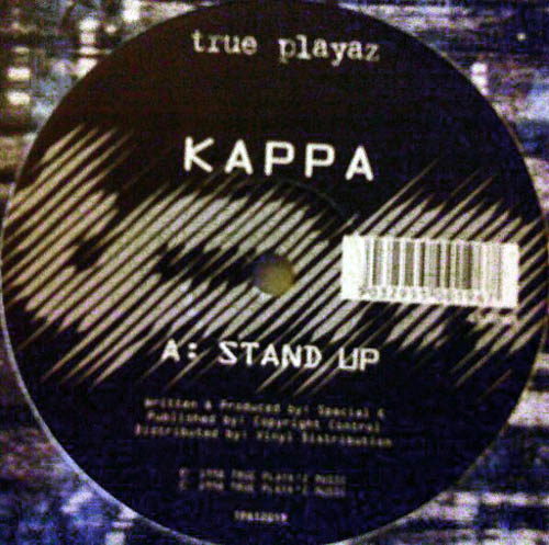 12inch - Kappa Stand Up / Tough Point