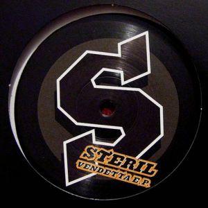 12inch - Steril Vendetta E.P.