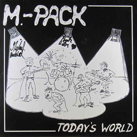 LP - M.-Pack Today's World
