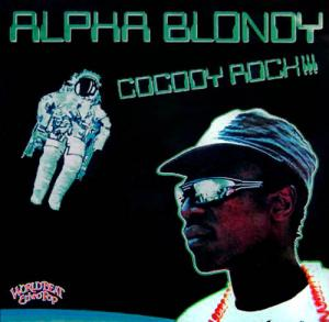 CD - Alpha Blondy Cocody Rock!!!