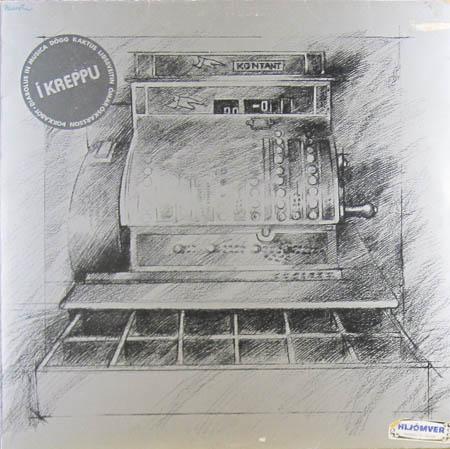 LP - Various Artists I Kreppu